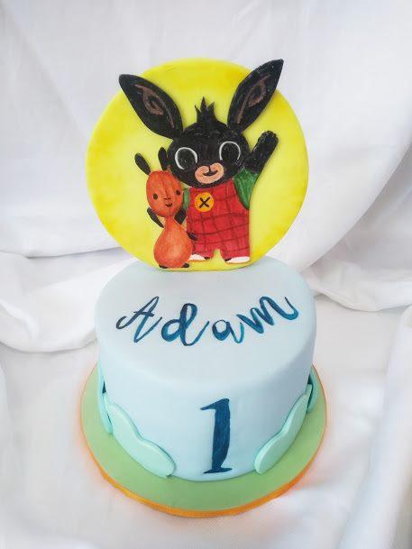 It's a Bing cake!
